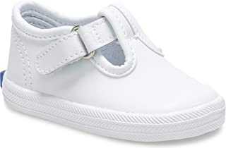 Girls Champion Toe Cap T-Strap Sneaker