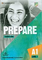 Prepare Level 1 Teacher's Book with Downloadable Resource Pack (Cambridge English Prepare!)