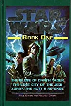 Glove of Darth Vader / The Lost City of the Jedi / Zorba the Hutt's Revenge (Star Wars)