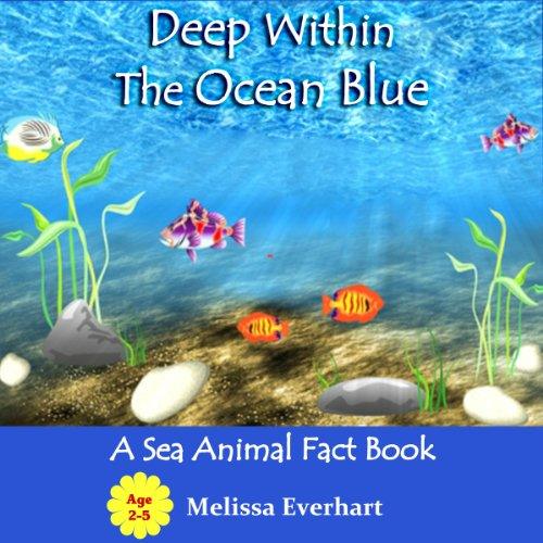Deep Within the Ocean Blue cover art
