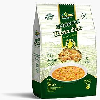 Pasta d´oro – Glutenfreie Nudeln (Anellini) aus Maismehl