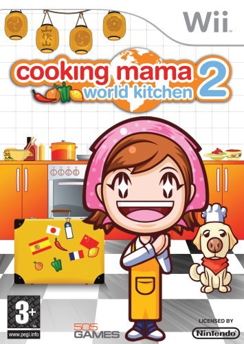 [Import Anglais]Cooking Mama 2 World Kitchen Game Wii