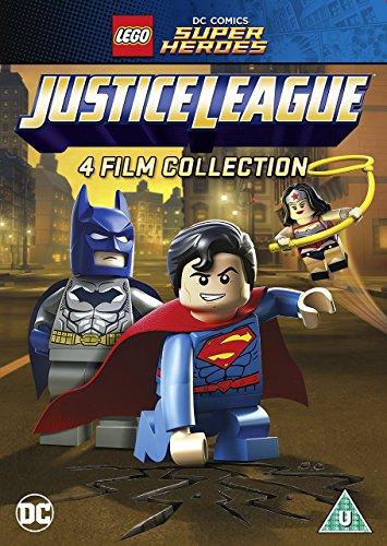 Lego: Justice League - Collection [Edizione: Regno Unito] [Edizione: Regno Unito]