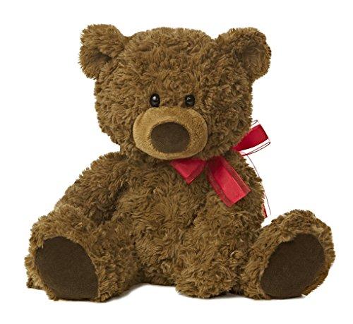 "Aurora World - Bear - 15"" Coco Bear, Brown"