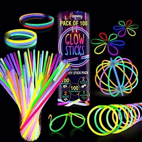 Ammy Glow -  Knicklichter 100