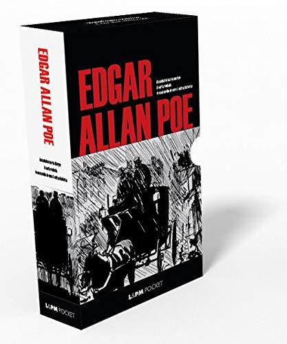 Caixa especial Edgar Allan Poe