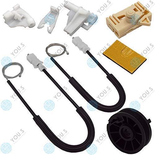 YOU.S 7700842247 elektrischer Fensterheber Reparatursatz - Vorne Links