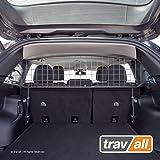 Travall Guard Hundegitter Kompatibel Mit Jeep Cherokee KL (2013-2019) TDG1446 - Maßgeschneidertes Trenngitter in Original Qualität
