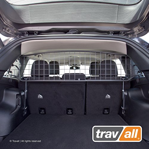 Travall Guard Compatible with Jeep Cherokee (2013-Current) TDG1446 - Rattle-Free Steel Vehicle Specific Pet Barrier