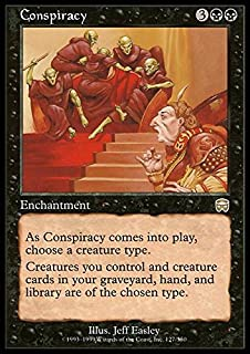 conspiracy mercadian masques
