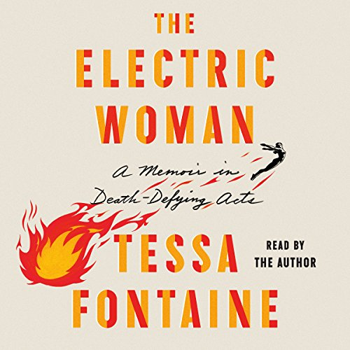 The Electric Woman audiobook cover art