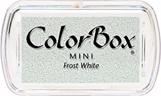 CLEARSNAP 74-080 Colorbox Mini Pigment Inkpad, Frost White