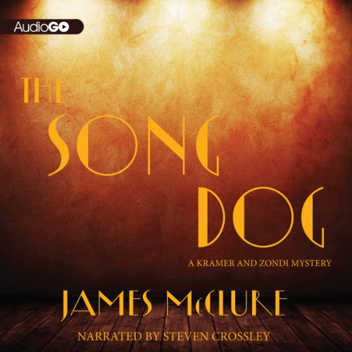 The Song Dog Audiobook By James McClure cover art