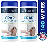 BEST OVERALL — CARE TOUCH CPAP CLEANING MASK WIPES REVIEW