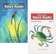 Christian Liberty Nature Reader books 1 and 2