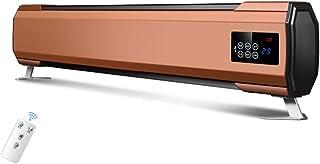 Radiador eléctrico MAHZONG Ahorro de energía del hogar del Calentador eléctrico Elegante del Calor de la Velocidad 2000W