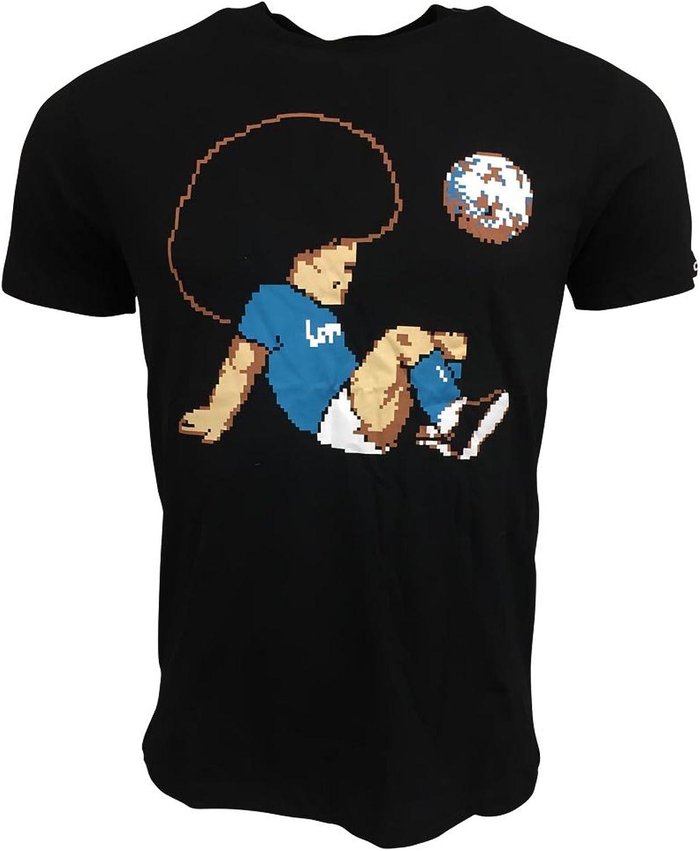 COPA Footballer T Shirt 100% Cotton orange nolrcz272