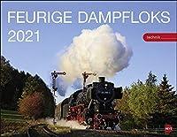 Feurige Dampfloks 2021