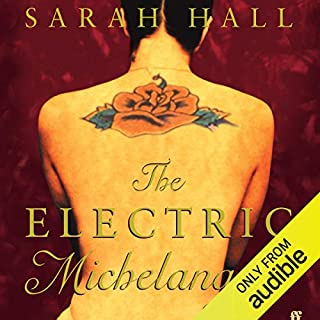 The Electric Michelangelo audiobook cover art