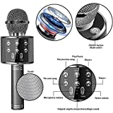 Immagine 2 suntop microfono karaoke bluetooth altoparlante