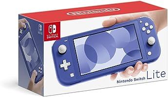 Nintendo Switch Lite 蓝色