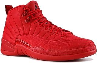 b41fd65252d2 Nike Mens Air Jordan 12 Retro Basketball Shoe (9.5)