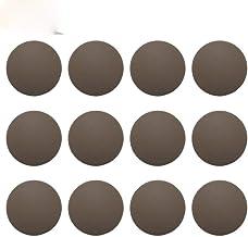 12 Stks Zelfklevende Sterke Stickiness Deurknop Stopper Bumper Handvat Guard Muurbeschermer voor Bescherming Deurkasten