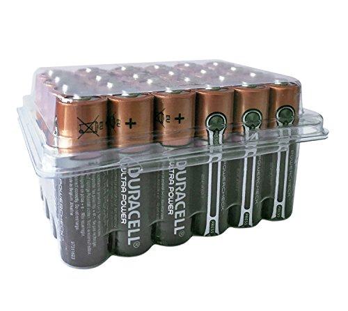 Duracell Ultra-Power Batterie MN1500 LR6 Mignon AA (24er-Box)