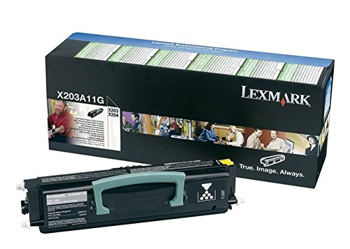 Lexmark 0X203A11G X203N/X204N Toner