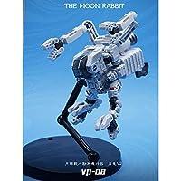 おもちゃ Mech Fans Toys MFT VP-02 THE MOON RABBIT & VP-03 MINOTAUE 未組立品 (VP-02)
