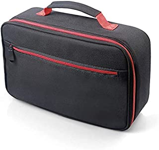 HOMPOW Projector Carrying Bag, Portable Travel Projector Case for Mini Projector and Accessories (Fits Most Major Mini Pro...