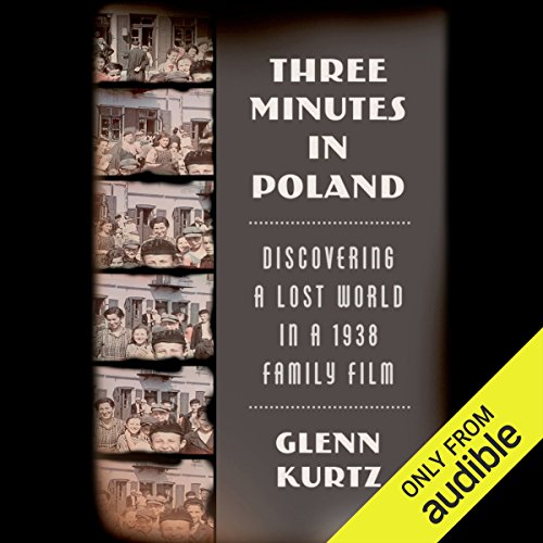 Three Minutes in Poland cover art