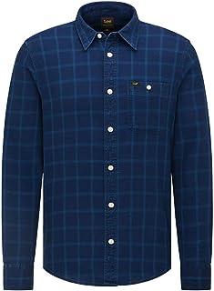 Lee Leesure Shirt Camisa para Hombre