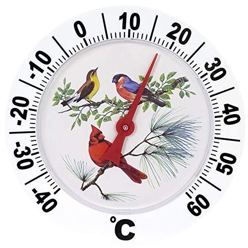 Genius Ideas ® Termómetro de Dígitos Big Bird