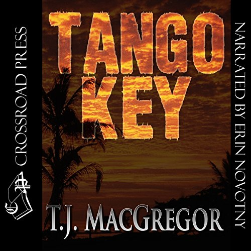 Tango Key audiobook cover art