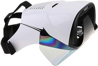 D DOLITY AR ゴーグル スマホ ヘッドセット iPhone/android対応 VRグラス 3D メガネ 動画 ゲーム