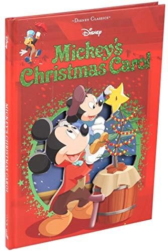Disney Mickey's Christmas Carol (Disney Die-Cut Classics)