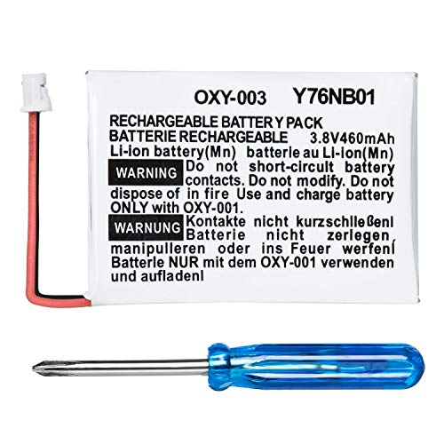 OSTENT 460mAh 3.8V Rechargeable ...