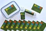 10 x Geocaching Aufkleber, Finderhinweis, Dosenaufkleber, Petling, LOCK&LOCK Sticker