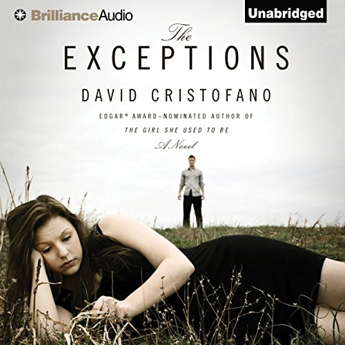 The Exceptions audiobook cover art