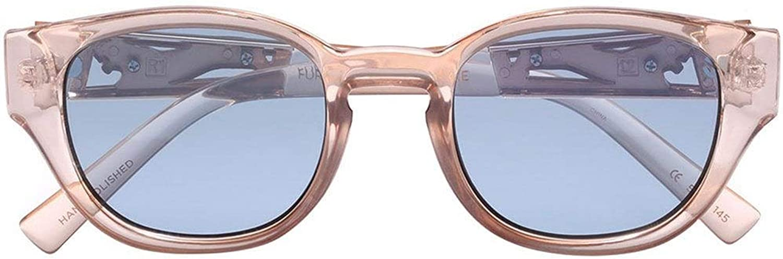 Le Specs Men's Women's Luxe Fort Panthère Sunglasses Stone One Size