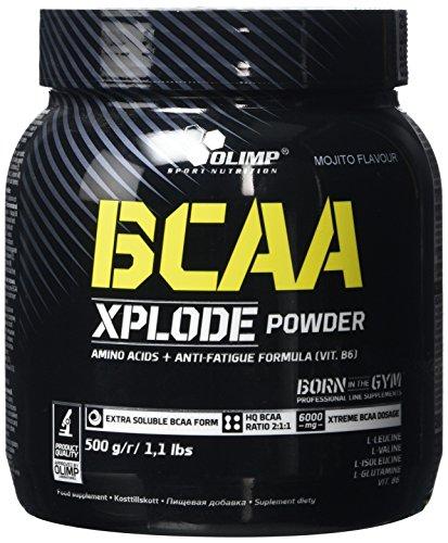 Olimp BCAA Xplode Powder Supplement, 500 g, Mojito