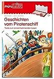 miniLÜK-Übungshefte: miniLÜK: 2./3. Klasse - Deutsch: Geschichten vom Piratenschiff: Deutsch / 2./3. Klasse - Deutsch: Geschichten vom Piratenschiff (miniLÜK-Übungshefte: Deutsch)