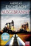 Ausgebrannt: Eschbach, Ausgebrannt. Thriller - Andreas Eschbach