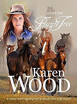 Under the Flame Tree by [Karen Wood]