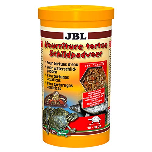 JBL Nourriture pour Tortue Aquariophilie 1 L