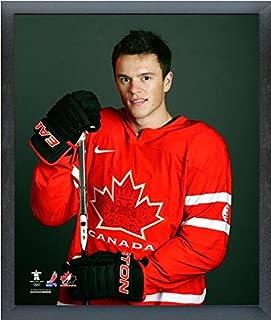 Jonathan Toews Team Canada 2010 Winter Olympics Posed Photo (Size: 17