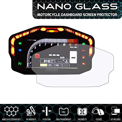 Speedo Angels Nano Glass Protecteur d'écran pour PANIGALE 899/959/1199/1299 (2012+)