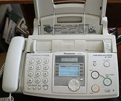 Panasonic Plain Paper Fax And Copier - KX-FHD331