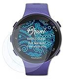 Bruni Película Protectora Compatible con Garmin Forerunner 45s Protector...